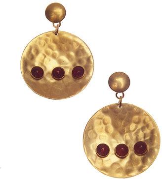 Evelyn Knight Carnelian Earrings
