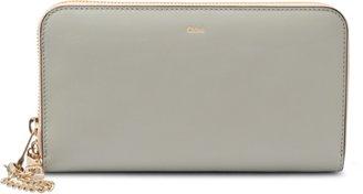 Chloé Baylee long zip wallet