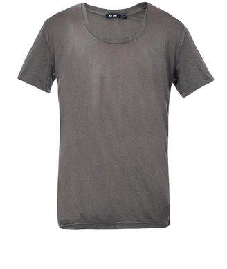 BLK DNM Scoop-neck T-shirt