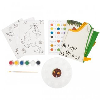 The Gruffalo Shreds Painting Set