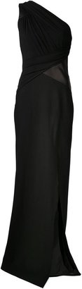 Michael Kors one shouldered gown