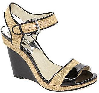 MICHAEL Michael Kors Camilla Wedge Sandals