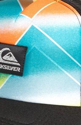 Quiksilver 'Boards' Trucker Hat