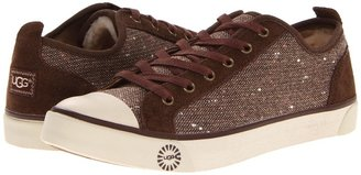 UGG Evera Tweed Women's Lace up casual Shoes