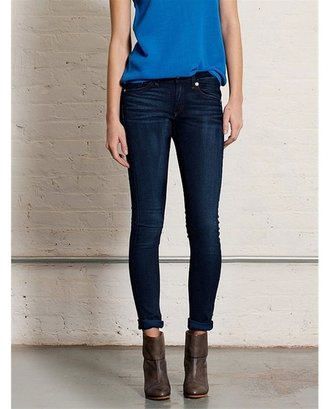 Rag and Bone RAG & BONE Classic Skinny Jean In Woodford