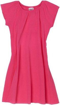 Flap Happy Girls 2-6x Gauze Peasant Dress
