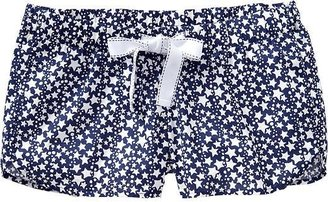 "Old Navy Women's Printed Lounge Shorts (3-1/2"")"
