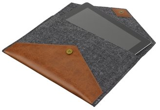 Wild & Wolf - Gents Hardware Tablet Case