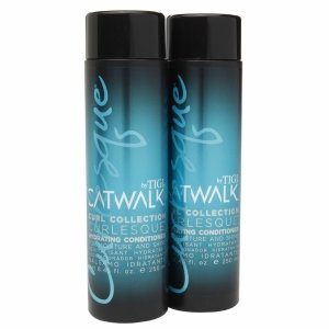 Tigi Catwalk Curl Collection Curlesque Hydrating Conditioner BOGO