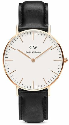 Daniel Wellington Classic Sheffield Watch, 36mm $199 thestylecure.com