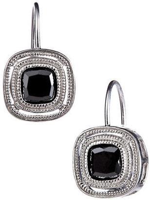 Lord & Taylor Sterling Silver Drop Pendant Earrings