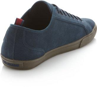 Ben Sherman Breck Suede Sneaker, Blue