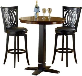 Hillsdale Furniture Van Draus 3-pc. Pub Table Set