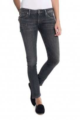 Citizens of Humanity Racer Jeans Black Slash