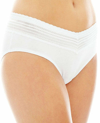 Warner's Warners No Pinching. No Problems. Lace-Trim Cotton Hipster Panty RU1091P