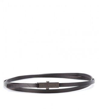 Haider Ackermann Lux leather belt