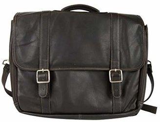 Latico Leathers Heritage Laptop Merger Briefcase