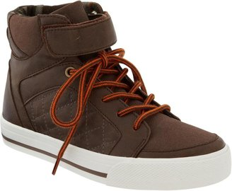Old Navy Boys Quilted High-Tops