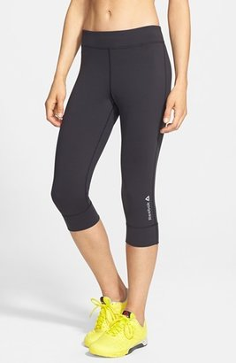 Reebok Fitted Capris (Online Only)