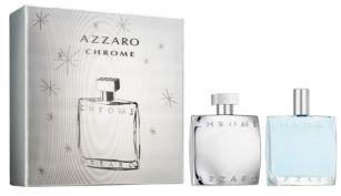 Azzaro Chrome Gift Set