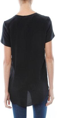 Acrobat Shirt Tail Hem Tee