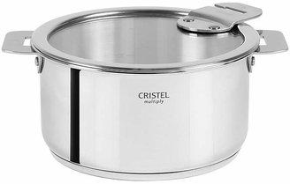 Cristel Casteline Tech 2.5-Quart Saucepan with Lid - Bloomingdale's Exclusive