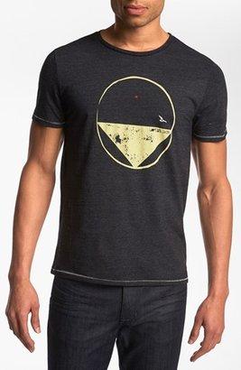 Loomstate 'Bikini Graphic' T-Shirt Black Small