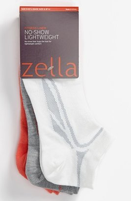 Zella Women's 3-Pack Low Profile Socks