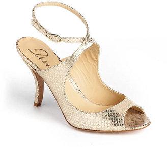 Delman Apex Leather Sandals