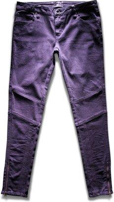 Converse Garment Dyed Moto Denim