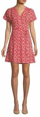 French Connection Eden Crepe Dress