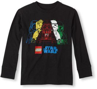 Star Wars Lego graphic tee