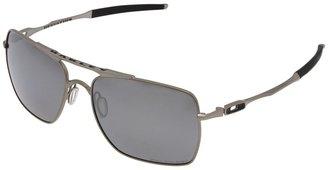 Oakley Deviation Polarized (Light W/Black Iridium Polarized) - Eyewear