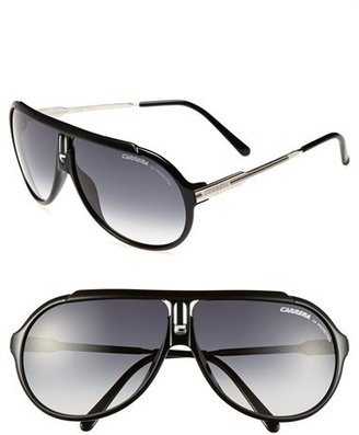 Carrera Eyewear 'Endurance' 63mm Aviator Sunglasses