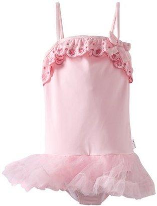 Seafolly Girls 2-6X Ballerina Tutu One Piece Suit
