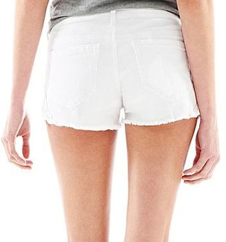 JCPenney Crochet Shorts