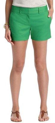 "LOFT Cotton Shorts with 4"" Inseam"