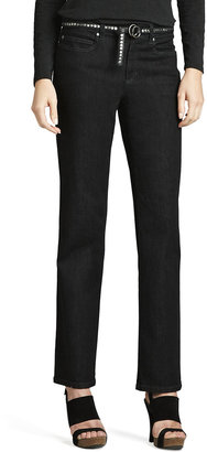 Eileen Fisher Organic Soft Straight-Leg Jeans, Women's