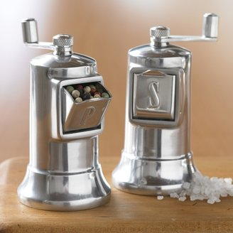 Perfex Salt & Pepper Mills, 4 1/2""