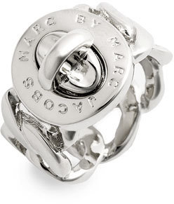Marc by Marc Jacobs 'Turnlock - Katie' Ring