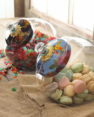Mackenzie Childs MacKenzie-Childs Flower Market Cookie Jar