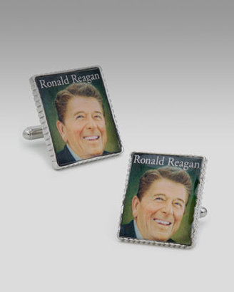 Penny Black 40 Ronald Reagan Stamp Cuff Links