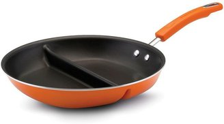 Rachael Ray 12 1/2-in. Nonstick Divided Skillet