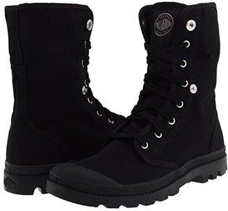Palladium Baggy (Black/Black) Men's Lace-up Boots