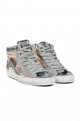 Golden Goose Slide Hightop Sneaker G8