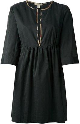 Burberry smock dress