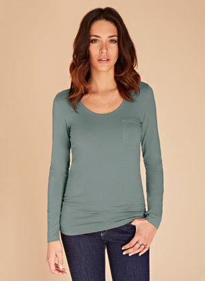Isabella Oliver Essential Long Sleeve T