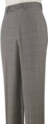 Jos. A. Bank Executive Wool Plain Front Trouser Extended Sizes