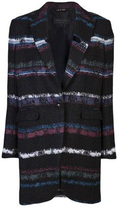 Rag and Bone Rag & Bone Smoking layered jacket