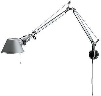 "Artemide Tolomeo ""S"" Bracket LED Classic Micro Wall Light"